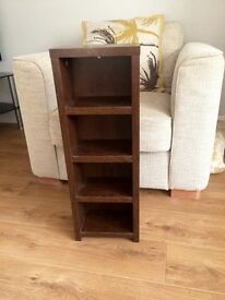 DVD rack in good condition