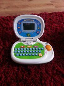 Leaptop (kid's laptop)