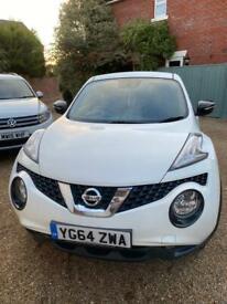 Nissan Juke accenta premium DCI