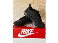 Black Nike Air Max 97 UK 5.5