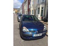 Renault Clio 2002 1.2 Blue