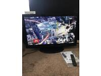 "Panasonic 42"" Plasma TV 1080p with Q-TV2X Surround Sound System"
