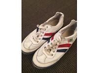 TST size 8 retro trainers