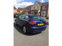 AUDI A3 1.6 TDI 1 OWNER FROM NEW LOW MILEAGE VERY CLEAN CAR FSH £5000 ONO