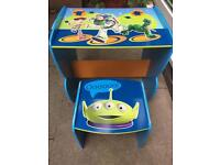 Toy Story Desk and Chair