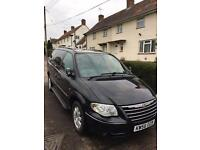 Chrysler Grand Voyager ltd 2.8 auto diesel