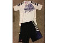 Adidas Predator football kit. 11-12