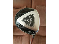 MENS CALLAWAY RAZR 3 WOOD FOR SALE