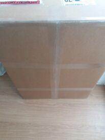 Brand new 600X450 mm Polymarbel Basin