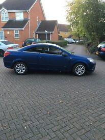 Vauxhall astra 1.6 i sport Twin Top immaculate condition and low mileage