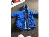 Boys next coat age 12