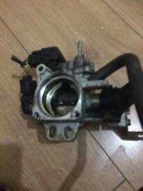 Toyota Yaris throttle body