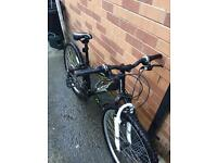 MENS APOLLO slant 26 inch wheeled mountain bike
