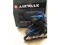 Air walk pro skates (roller) size 7