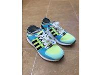 adidas EQT Support Ultra RRP £139 - Blue Yellow Boost Ultraboost Running Run