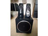 Logitech speakers for sale