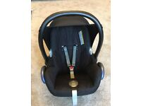 Maxi Cosi Baby car seat -Good Condition