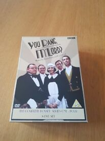 BBC You Rang M'Lord - Complete box set