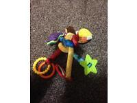 Pram/car seat toy