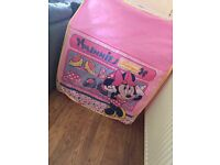 Minni mouse pop up tent