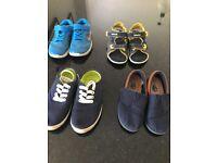 Boys shoes 8.5, 9, 9.5