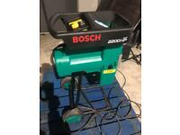 Bosch AXT 2200 HP Electric Corded Garden Shredder