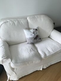 Free Multiyork two seater sofa - collection only