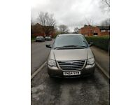 Chrysler, GRAND VOYAGER, MPV, 2004, Other, 2776 (cc), 5 doors