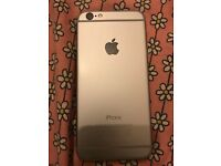 Apple IPhone 6 space grey unlocked 16GB