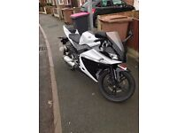 yzf R125 Learner legal low mileage long mot