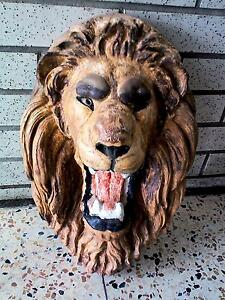 Lion`s Mask in HEARTBEAT Thrift Store/BayView Mall Belleville Belleville Area image 1