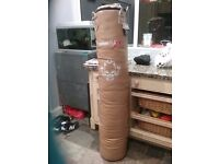 Punch bag, turner max, leather, brand new , 5ft, bargain £50