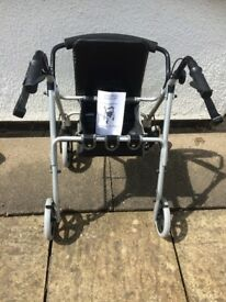 High Quality Stable Rollator - Excellent Condition