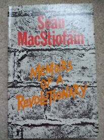 Memoirs of a Revolutionary Sean MacStiofain