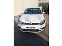Polo GTI 1.8 TSI DSG 3DR with 2 free services