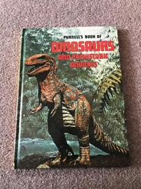 Purnell's Book of Dinosaurs and prehistoric animals