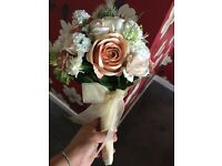 Wedding Flowers - simply stunning vintage collection.