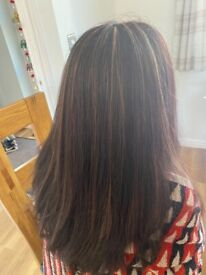 Hair extensions and beauty treatments