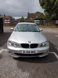 BMW118d Sport in excellent condition for sale.