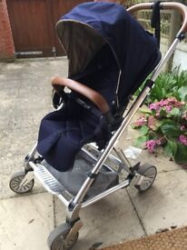 Immaculate Mamas and Papas Urbo 2 Stroller/Pushchair/Pram