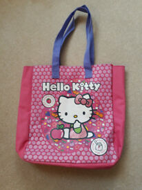 Hello Kitty tote bag