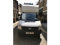 Transit for sale luton with tail lift