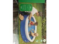 5ft Paddling/ Swimming Pool for sale  Woodbridge, Suffolk
