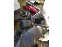 Honda dylan ses125 parts