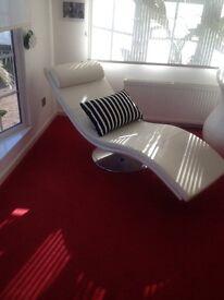 Dwell lounge chair.