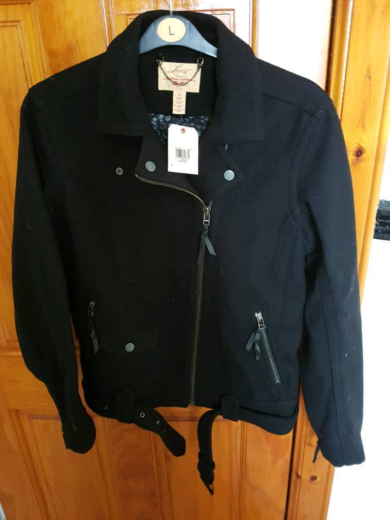 Brand new levi's ladies jacket size L