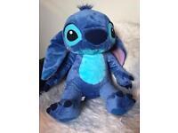 Large Disney Store Stitch Rrp £49.99 - nice xmas gift idea