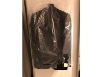 Mens Suit - Dark Blue (Howick: Jacket 38L | Trouser: 32L)