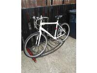 Trek 7.6 FX hybrid bicycle