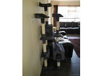 Giant 6ft cat tower
